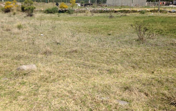 Foto de terreno habitacional en venta en  , llano grande, metepec, méxico, 1612602 No. 01