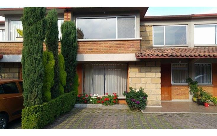 Foto de casa en renta en  , llano grande, metepec, méxico, 1955578 No. 01