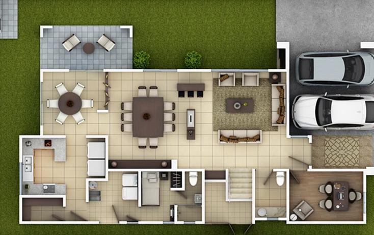 Foto de casa en venta en paseo de la asunción , llano grande, metepec, méxico, 2726959 No. 04