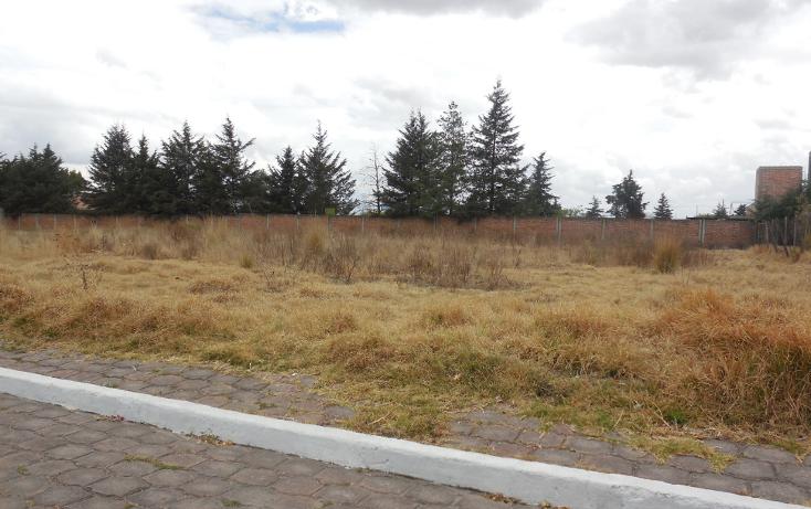 Foto de terreno habitacional en venta en  , llano grande, metepec, méxico, 939589 No. 03
