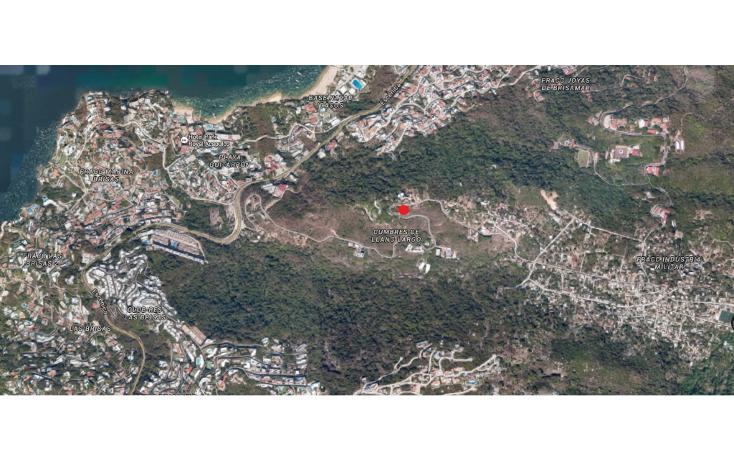Foto de terreno habitacional en venta en  , llano largo, acapulco de ju?rez, guerrero, 1267973 No. 01
