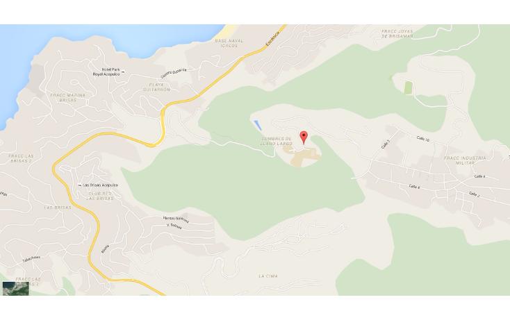 Foto de terreno habitacional en venta en  , llano largo, acapulco de ju?rez, guerrero, 1267973 No. 03