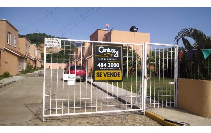 Foto de casa en condominio en venta en  , llano largo, acapulco de juárez, guerrero, 1299427 No. 01