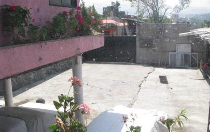 Foto de terreno habitacional en venta en  , llano redondo, álvaro obregón, distrito federal, 1089205 No. 01