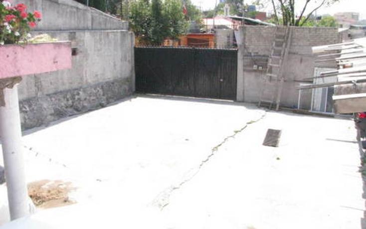 Foto de terreno habitacional en venta en  , llano redondo, álvaro obregón, distrito federal, 1089205 No. 02