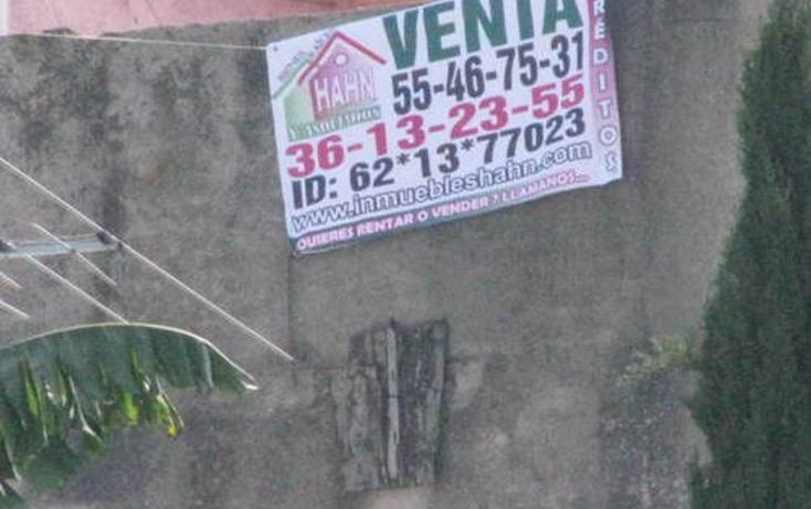 Foto de terreno habitacional en venta en  , llano redondo, álvaro obregón, distrito federal, 1089205 No. 03