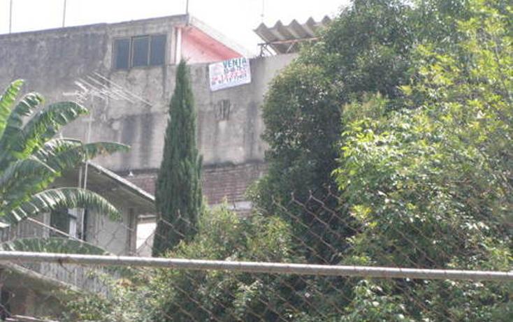 Foto de terreno habitacional en venta en  , llano redondo, álvaro obregón, distrito federal, 1089205 No. 04
