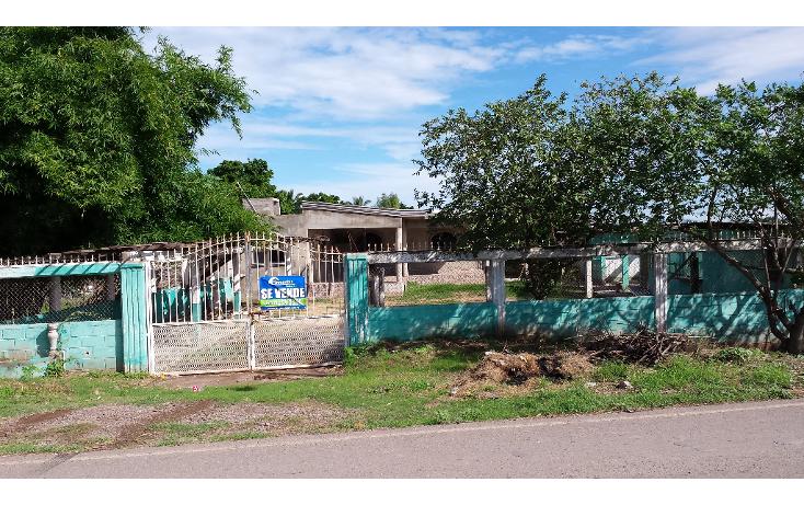 Foto de rancho en venta en  , lo de sauceda, navolato, sinaloa, 1142323 No. 01