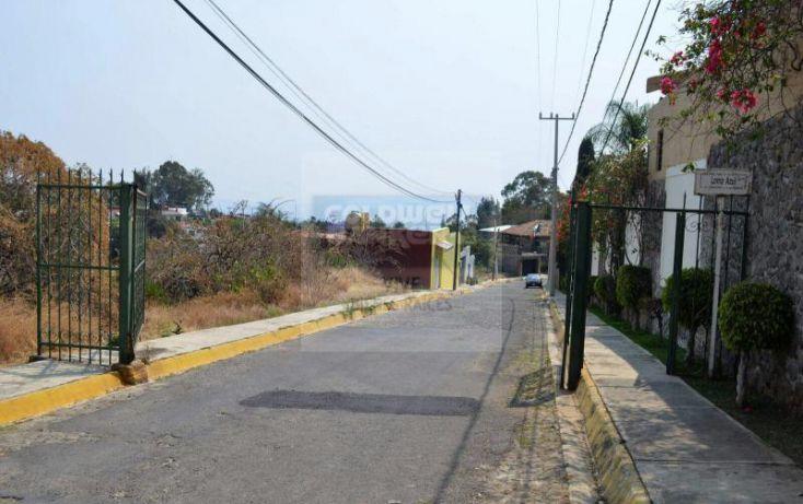 Foto de terreno habitacional en venta en loma a zul 1, lomas de tetela, cuernavaca, morelos, 1570099 no 01