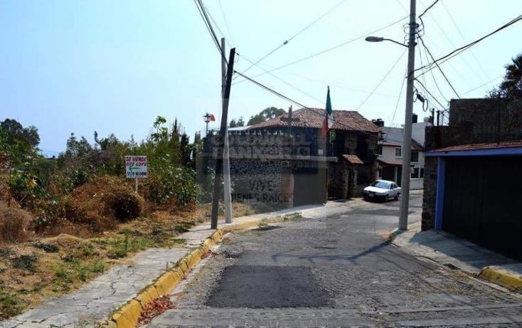 Foto de terreno habitacional en venta en loma a zul 1, lomas de tetela, cuernavaca, morelos, 1570099 No. 03