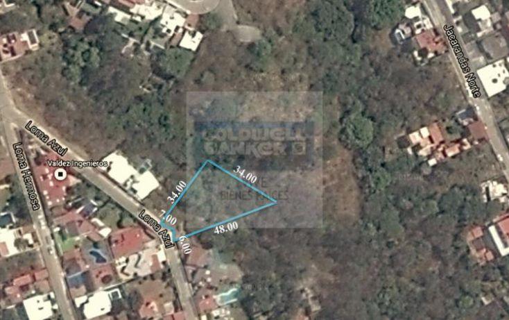 Foto de terreno habitacional en venta en loma a zul 1, lomas de tetela, cuernavaca, morelos, 1570099 no 09