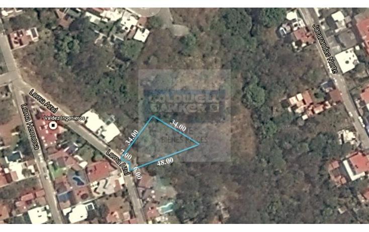 Foto de terreno habitacional en venta en loma a zul 1, lomas de tetela, cuernavaca, morelos, 1570099 No. 09