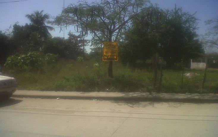 Foto de terreno habitacional en venta en  , loma alta, altamira, tamaulipas, 1715314 No. 01