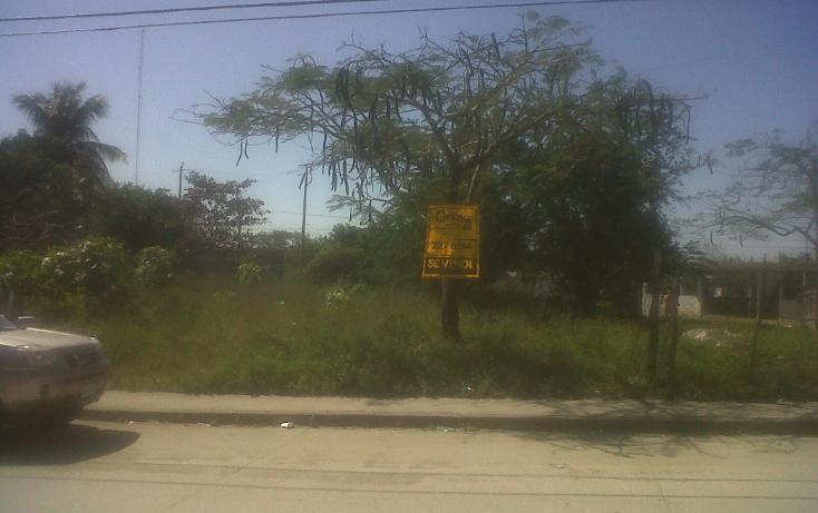 Foto de terreno habitacional en venta en  , loma alta, altamira, tamaulipas, 1715314 No. 02