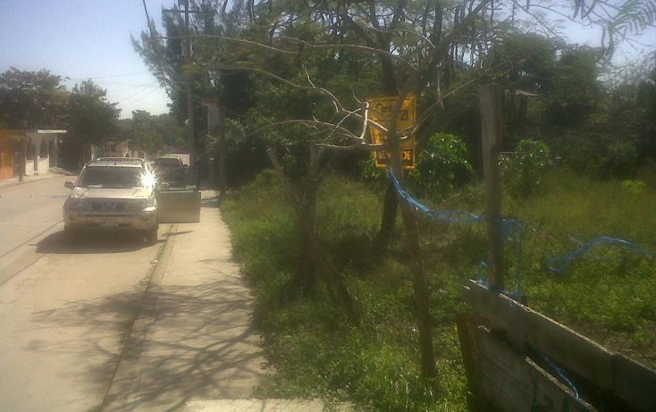 Foto de terreno habitacional en venta en  , loma alta, altamira, tamaulipas, 1715314 No. 03