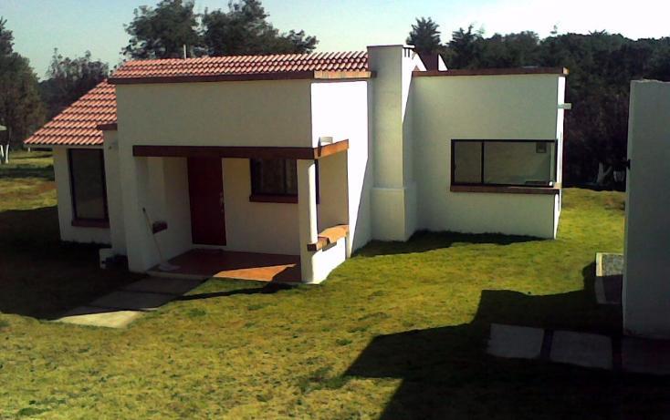 Foto de casa en venta en  , loma alta, villa del carbón, méxico, 1813106 No. 01