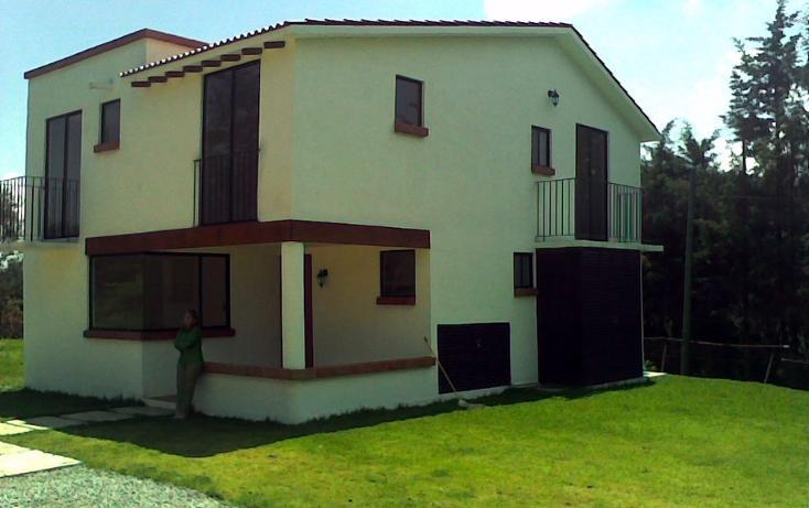 Foto de casa en venta en  , loma alta, villa del carbón, méxico, 1813106 No. 03