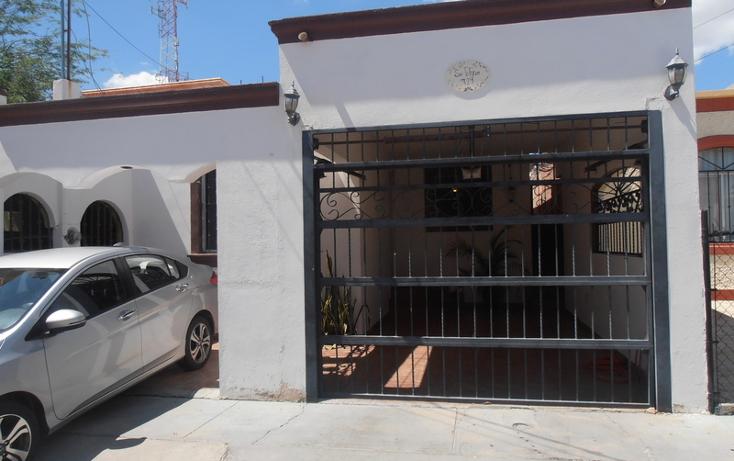 Foto de casa en venta en  , loma blanca, hermosillo, sonora, 1044835 No. 01