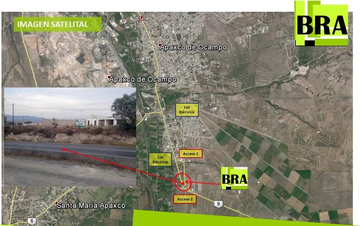 Foto de terreno comercial en venta en  , loma bonita, apaxco, méxico, 1475549 No. 07