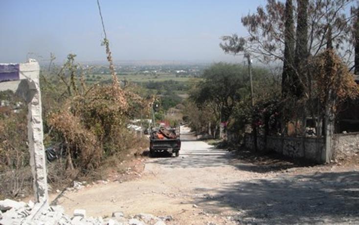 Foto de terreno habitacional en venta en  , loma bonita, ayala, morelos, 454218 No. 02