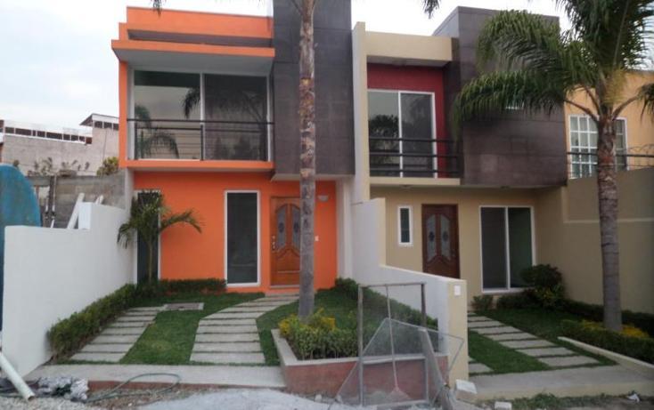 Foto de casa en venta en  , loma bonita, cuernavaca, morelos, 1539710 No. 01