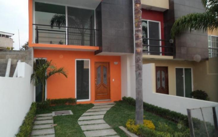 Foto de casa en venta en  , loma bonita, cuernavaca, morelos, 1539710 No. 02
