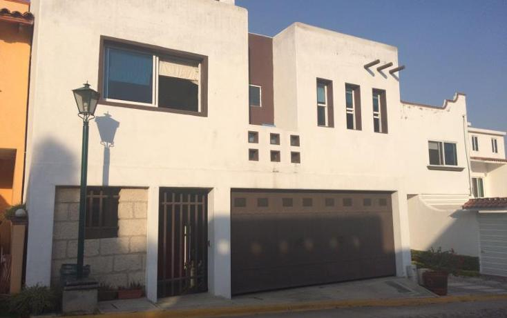 Foto de casa en venta en  , loma bonita, cuernavaca, morelos, 1709972 No. 01