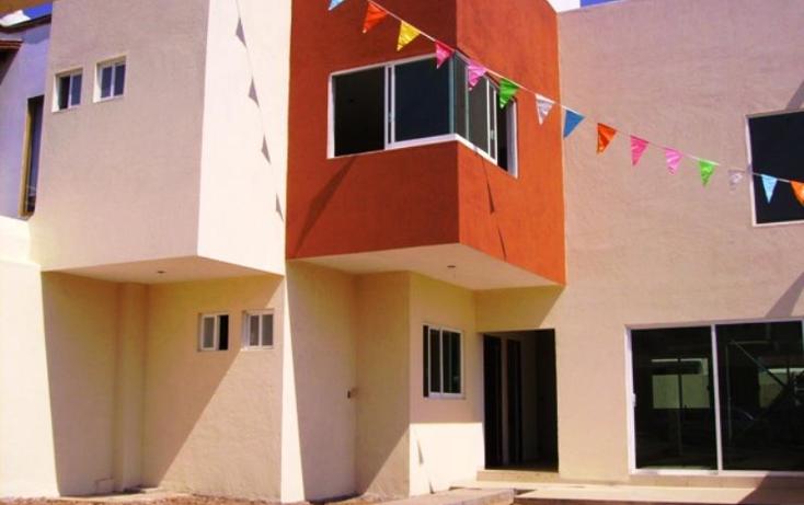 Foto de casa en venta en  , loma bonita, cuernavaca, morelos, 825785 No. 01