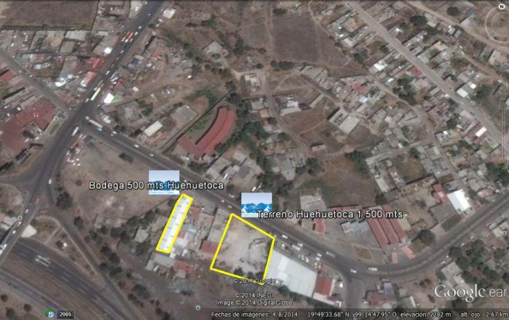 Foto de terreno comercial en venta en, loma bonita, huehuetoca, estado de méxico, 1182731 no 02