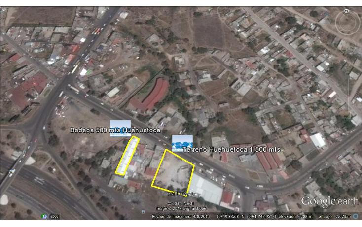 Foto de terreno comercial en venta en  , loma bonita, huehuetoca, m?xico, 1182731 No. 02