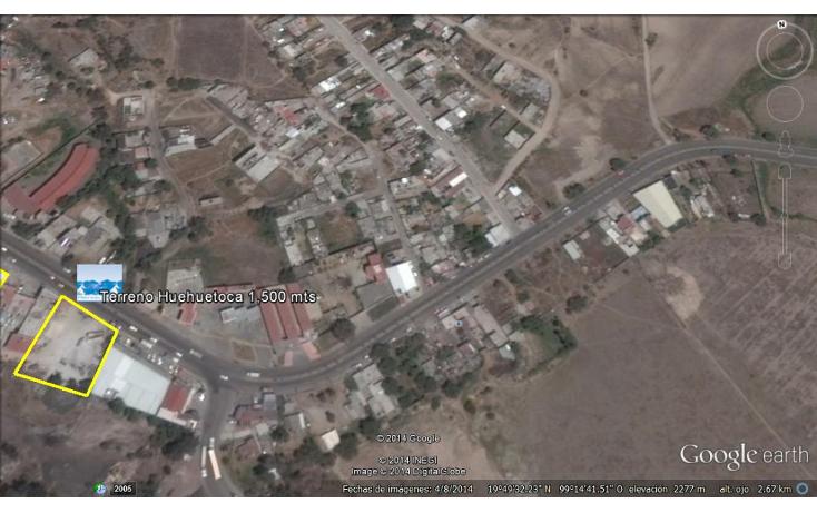 Foto de terreno comercial en venta en  , loma bonita, huehuetoca, m?xico, 1182731 No. 03