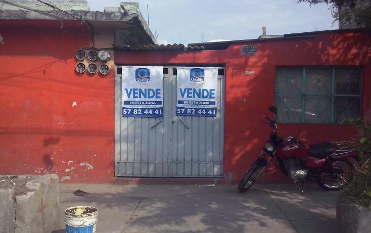 Foto de terreno habitacional en venta en  , loma bonita, nezahualcóyotl, méxico, 1111669 No. 01