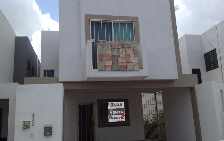 Foto de casa en venta en  , loma bonita, reynosa, tamaulipas, 945455 No. 01