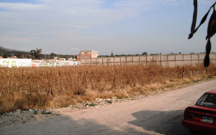 Foto de terreno habitacional en venta en  , loma bonita, tepotzotlán, méxico, 1254707 No. 02