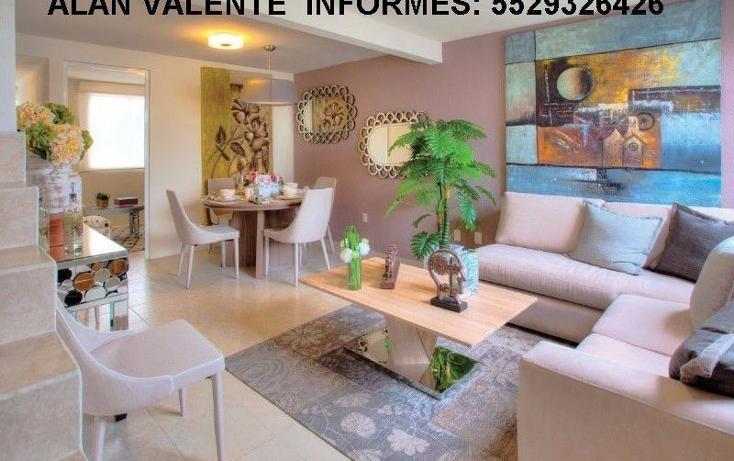 Foto de casa en venta en  , loma de la cruz 1a. sección, nicolás romero, méxico, 2677815 No. 01