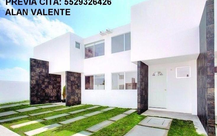 Foto de casa en venta en  , loma de la cruz 1a. sección, nicolás romero, méxico, 2677815 No. 03