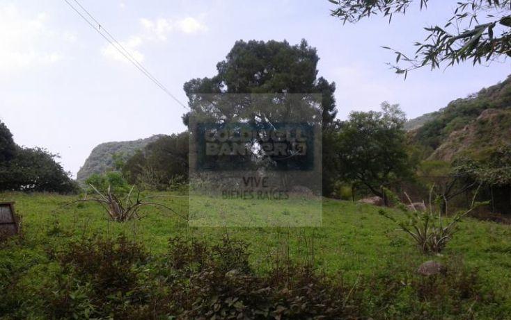 Foto de terreno habitacional en venta en loma de la presa sn 1, san josé, tepoztlán, morelos, 1028979 no 01