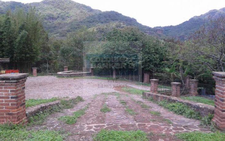 Foto de terreno habitacional en venta en loma de la presa sn 1, san josé, tepoztlán, morelos, 1028979 no 02