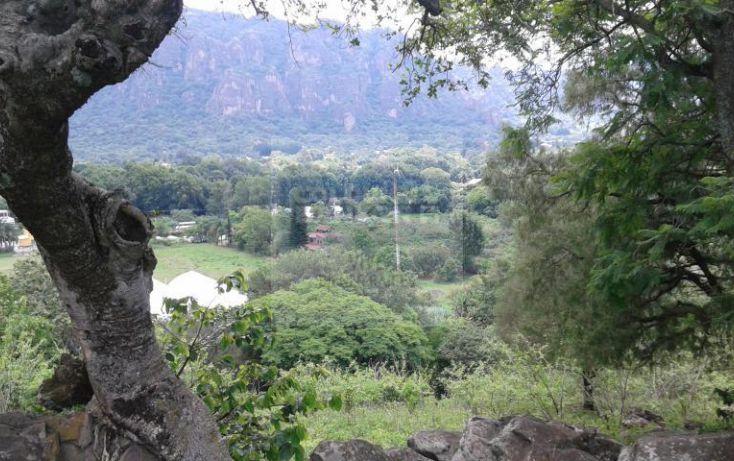 Foto de terreno habitacional en venta en loma de la presa sn 1, san josé, tepoztlán, morelos, 1028979 no 06