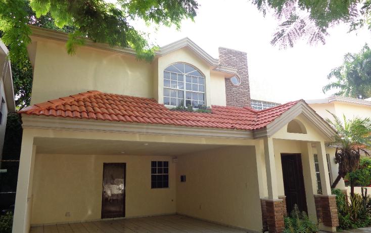 Foto de casa en venta en  , loma de rosales, tampico, tamaulipas, 1379313 No. 01