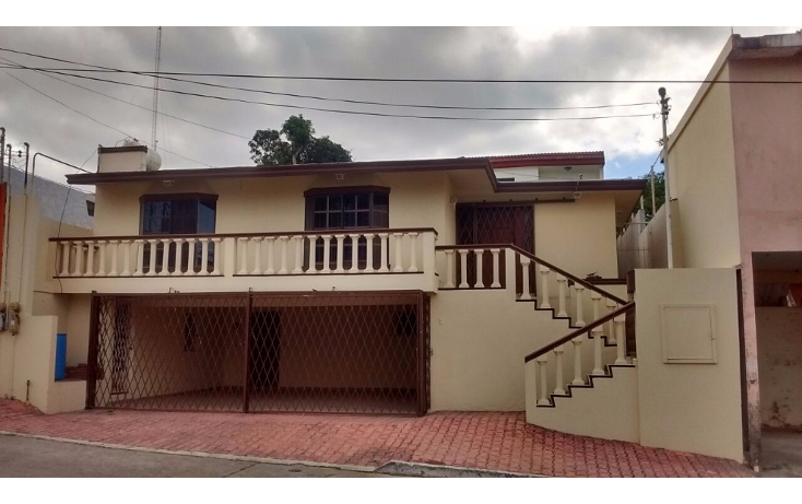 Foto de casa en venta en  , loma de rosales, tampico, tamaulipas, 1503295 No. 01