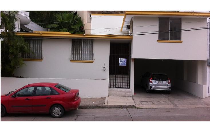 Foto de casa en renta en  , loma de rosales, tampico, tamaulipas, 1942966 No. 01