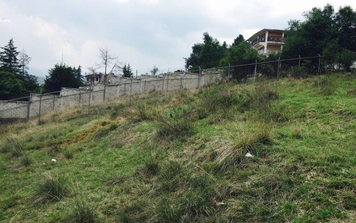 Foto de terreno habitacional en venta en, loma del río, nicolás romero, estado de méxico, 1177205 no 03