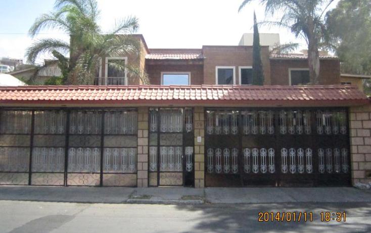 Foto de casa en venta en loma dorada 0, loma dorada, querétaro, querétaro, 1238123 No. 01