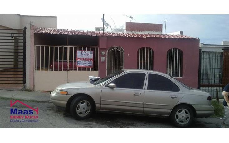 Foto de casa en venta en  , loma dorada, chihuahua, chihuahua, 1668610 No. 01