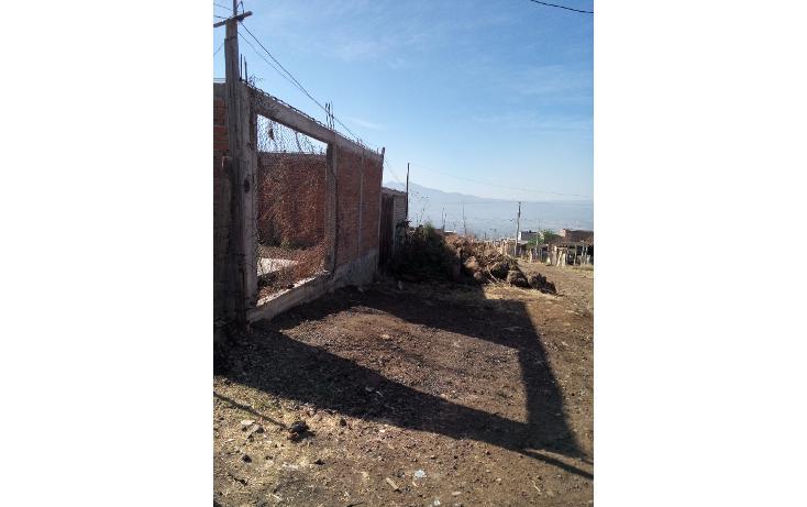 Foto de terreno habitacional en venta en  , loma dorada del sur, morelia, michoacán de ocampo, 1769984 No. 04