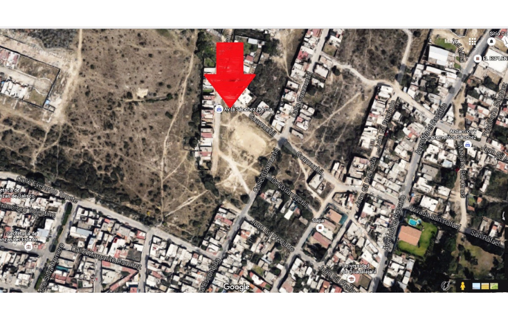 Foto de terreno habitacional en venta en  , loma dorada ejidal, tonalá, jalisco, 1618644 No. 02