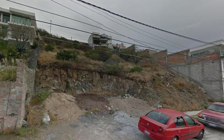 Foto de terreno habitacional en venta en  , loma dorada, quer?taro, quer?taro, 1403159 No. 01