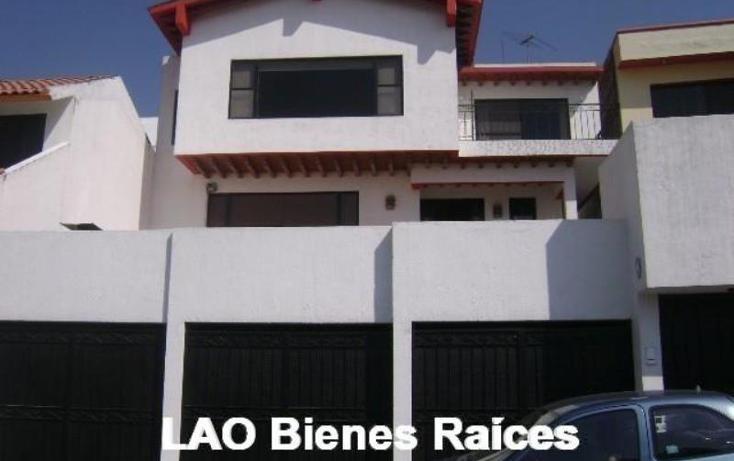Foto de casa en venta en  , loma dorada, querétaro, querétaro, 1517568 No. 01