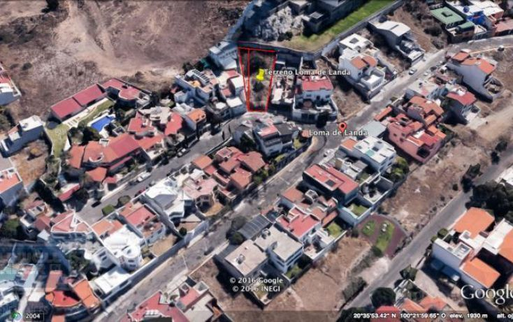 Foto de terreno habitacional en venta en, loma dorada, querétaro, querétaro, 1841658 no 07